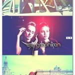 اکشن فتوشاپ ۱۰ افکت رنگی عکس فشن Fashion Photoshop Action