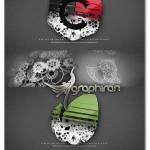 پروژه افتر افکت شکل گرفتن لوگو از چرخ دنده ها Gears Logo Ident