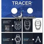اکشن فتوشاپ تبدیل عکس به وکتور Tracer Plus Image to Vector