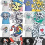 دانلود ۵۰ طرح قدیمی چاپ روی تی شرت Vintage T-shirt Designs