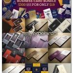 دانلود پک کارت ویزیت های مشاغل جدید PSD لایه باز – شماره ۳۸۸