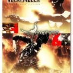 اکشن فتوشاپ پوستر فیلم راک ان رولا Rock N Rolla Photoshop Action