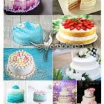 دانلود عکس های استوک انواع کیک عروسی و تولد زیبا و شیک