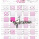 پک پترن های فانتزی به رنگ صورتی Cute Pinky Patterns Pack