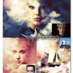 اکشن فتوشاپ خیزش ابرها Cloud Rising Art Photoshop Action