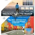 اکشن فتوشاپ ساخت خودکار پالت از رنگ های عکس Instant Palette Maker