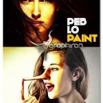 اکشن فتوشاپ افکت نقاشی جدید Peblo Paint Photoshop Action
