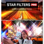 اکشن فتوشاپ فیلتر ستاره های درخشان Star Filters Pro 8 PS Actions