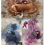 دانلود اکشن جدید فتوشاپ تبدیل عکس به طرح آبرنگ زیبا