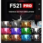 اکشن فتوشاپ شبیه سازی عکس های دوربین Yashica EZ F521