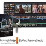 DaVinci Resolve 12.5.2 نرم افزار تخصصی اصلاح رنگ و تدوین فیلم