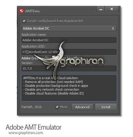 کرک مجموعه نرم افزارهای Adobe