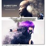 دانلود کیت موشن گرافیک طوفان شن Sandstorm Motion Kit V1.5