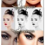 دانلود پک اکشن فتوشاپ و تنظیمات لایت روم عکس های فشن و عروسی