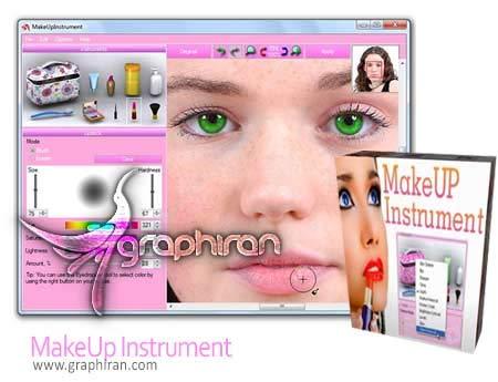 دانلود MakeUp InstrumentMakeUp Instrument