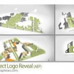 پروژه افتر افکت نمایش لوگوی معماری Architect Logo Reveal