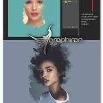 اسمارت آبجکت ساخت عکس های هنری Art Photoshop Add-on