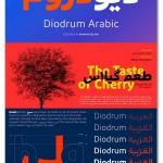 فونت فارسی و عربی دیودروم Diodrum Arabic Font Family