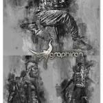 اکشن فتوشاپ تبدیل عکس به نقاشی سیاه و سفید Pencileen Photoshop Action