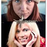 کیت اکشن فتوشاپ روتوش پوست Skin Retouch Photoshop Actions Kit