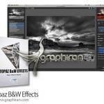 Topaz B&W Effects 2.2.0 تبدیل عکس رنگی به سیاه و سفید در فتوشاپ