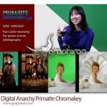 Digital Anarchy Primatte Chromakey 5.1.4 پلاگین پرده سبز فتوشاپ