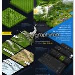 پلاگین فتوشاپ ساخت نقشه ۳ بعدی ۳D Map Generator GEO
