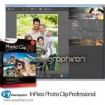 Avanquest InPixio Photo Clip Professional 7.7.0 برنامه حذف پس زمینه عکس