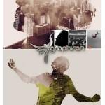 اکشن فتوشاپ ترکیب ۳ عکس در هم Triple Exposure Photoshop Action