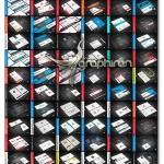 دانلود 150 کارت ویزیت تجاری و مدرن PSD لایه باز - شماره 408