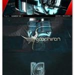 پروژه افتر افکت ساخت لوگوی نئون شیشه ای Construction Glass Neon Logo