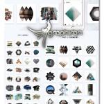 ماسک های آماده برای عکس اینستاگرام Instagram Masks Collection