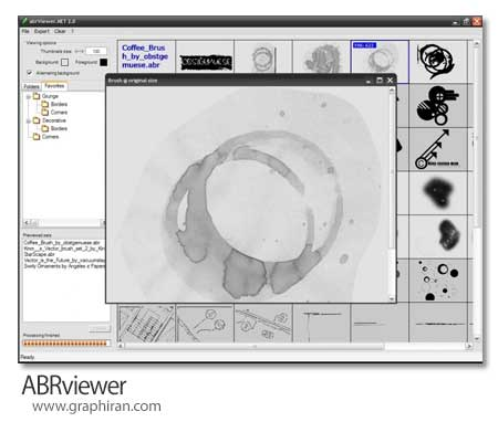 دانلود نرم افزار ABRviewer