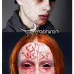 اکشن فتوشاپ افکت شیطان در جسم انسان Evil Photoshop Action