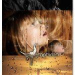 اکشن فتوشاپ افکت باران روی شیشه Rain Effect Photoshop Action