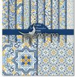 مجموعه 10 پترن سنتی یکپارچه Set of 10 seamless pattern Baroque