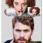 دانلود اکشن فتوشاپ جدا کردن پس زمینه حرفه ای و دقیق از تصاویر