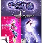 اکشن فتوشاپ ساخت افکت ستاره باران Star Photoshop Action V.2