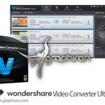 Wondershare Video Converter Ultimate 10.0.0.42 برنامه تبدیل ویدئو