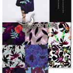 دانلود ۸ پترن گل دار یکپارچه بسیار زیبا Seamless Floral Patterns