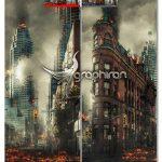 اکشن فتوشاپ ایجاد افکت پایان دنیا Apocalypse Photoshop Action