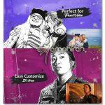 پروژه افتر افکت صحنه ی ثابت و فریز شده Freez Timer + فیلم آموزشی