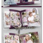 دانلود آلبوم عکس عروس و داماد شیک و حرفه ای PSD لایه باز