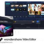 Wondershare Video Editor 5.1.3.15 نرم افزار ویرایش و تدوین ویدئو
