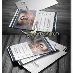 کارت ویزیت طرح گوشی هوشمند Smart Phone Style Business Card