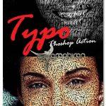 تبدیل عکس پرتره به تایپوگرافی Typography Portrait Photoshop Action