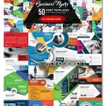 دانلود مجموعه بی نظیر 50 تراکت تبلیغاتی جدید PSD لایه باز