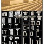 دانلود رایگان آبجکت های سه بعدی گچبری و نما رومی Art Recon3d