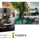 Fusion Studio v9.0 Build 13 ساخت جلوه های ویژه سینمایی و انیمیشن