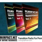 دانلود پلاگین ترانزیشن پریمیر FilmImpact.net Transition Packs 3.5.4